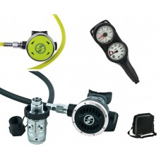 Tecline Regulator sæt R1 Pro 4 dele
