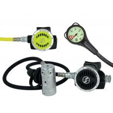 Tecline Regulator Sæt R2 TEC 3 dele