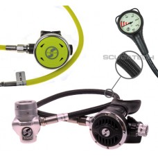Tecline Regulator Sæt R5 TEC 3 dele