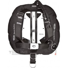 Tecline Donut 22 SE  vingesystem til dobbeltflasker med Dir-harness