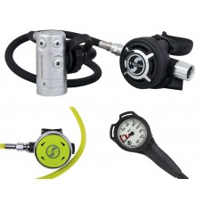 Tecline Regulator Sæt R2 ICE 3 dele