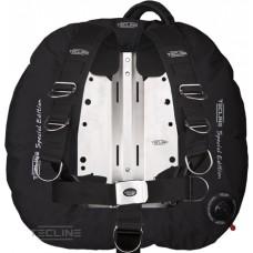 Tecline Donut 22 SE  vingesystem til dobbeltflasker med  Komfort harness