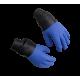 Handsker med latex manchet